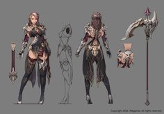 ArtStation - Project HIT_concept art, Hyunseung Kim / boobi
