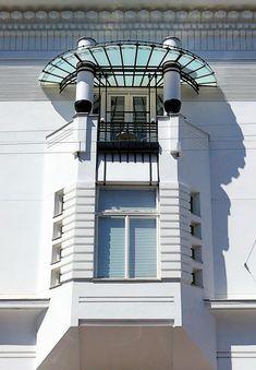 Wien - Trauttmansdorffgasse 50 b | Fürstenhof 1905 Architect… | Flickr