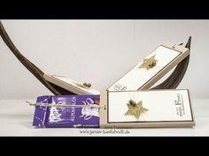 Janas Bastelwelt - Unabhängige Stampin' Up! Demonstratorin: Video-Tutorial: Schokoladen-Ziehverpackung
