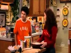 """harry styles and 8 simple rules """"GET OUT OF MY KITCHEN"""" I found this out and wonder if it's a coincidence... I guess others saw it too..."""