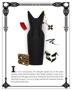 """""""LBD Style"""" by patricia-dimmick on Polyvore"""