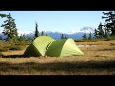 MSR Hubba Hubba NX 2 Person Hiking Tent