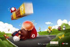 DongPeng: It's hard, Super Mario