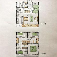『32坪の間取り』 ・ LDKと畳スペース3帖の1階。 2階の子供部屋は寝るためだけの3帖スペース×3部屋。 勉強はできればフリースペースで頑張ってほしい間取りです。 ・ #間取り#間取り図 #間取り集 #間取り力 #間取り相談 #間取りマニア #間取り図好き #リビングで勉強#5ldk#5ldkの間取り#三重の設計事務所#三重の建築家#三重の家 #三重の住宅 #三重の間取り #マイホーム計画#マイホーム計画三重 #マイホーム計画開始 #32坪の間取り#間取りマラソン#休日は間取りでひと息