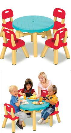 Fisher price summertime patio set with 4 chairs multicolor fisher little people 1963 1996 2527 fisher price summertime patio set with 4 chairs watchthetrailerfo