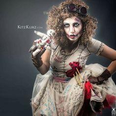 KitzKlikz #kitzklikz  #halloweencostume #voodoo #doll #halloween #malta