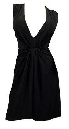 Plus Size Sexy Black Low Cut V-Neck Mini Dress eVogues Apparel, http://www.amazon.com/dp/B001RZMZYG/ref=cm_sw_r_pi_dp_6nYgrb0M7NJQA