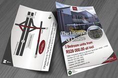 The Manhattans Flyer Design Flyer Design, Flyers, The Unit, Ruffles, Leaflets
