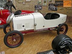 1921 Amilcar Rennsport CC