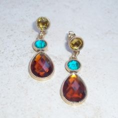 Amanda Earring at KIST Boutique, $15 (USD)