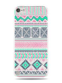 GRÜV Case - Trés Chic! - Design 'Motif Tribal Indien Aztèque' - Impression de Haute Qualité sur Coque Rigide Blanc - pour Apple iPod Touch 5 5G , http://www.amazon.fr/dp/B00J79PIJI/ref=cm_sw_r_pi_dp_h.HAub1A0A54F