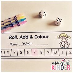 Teaching Addition in FDK