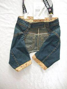 Free Dog Clothes Patterns: Dog pants patterns