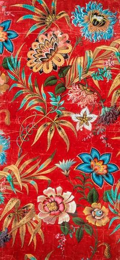Aquitaine | 19th century French | Warner Textile Archive 'design of the year' in 2012 by Divonsir Borges
