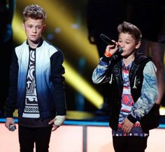 Bars & Melody - Britain's Got Talent 2014 Finalists