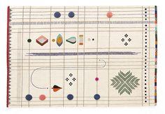 Nanimarquina diseño y creaciones mezclando tradición y colorido