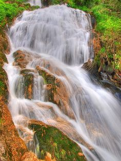 Cascada cailor - Horses Waterfall Romania Bucharest, Carpathian Mountains, Beautiful Waterfalls, Medieval Castle, Come And See, Historical Sites, Bulgaria, Homeland, Book Series
