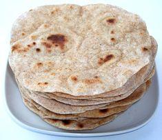 Chapati – Paine indiana fara drojdie | Bucatarie Indiana Vegetariana Chapati Recipes, Bread Recipes, Chutney, Indiana, Gluten, Vegetarian, Ethnic Recipes, Food, Vegans