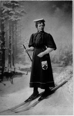 1890s - Skidrakter