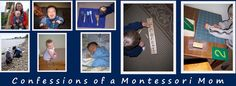 Support Montessori-Inspired Family-Made Materials & Books... from Confessions of a Montessori Mom blog.