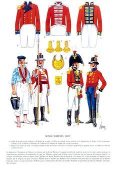 Royal Marines inglesi