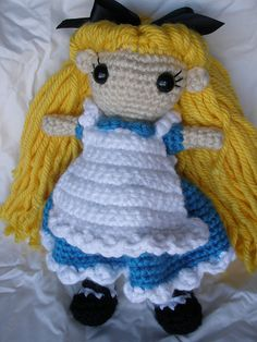 Large Alice by Nymphlings, via Flickr