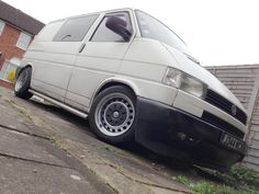 vw t4 - banded steels