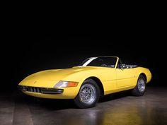 1973 Ferrari 365 GTS/4 Daytona Spider | Amelia Island 2016 | RM Sotheby's