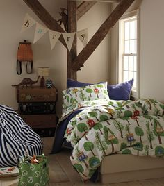 Tree House Bedroom Collection by Garnet Hill
