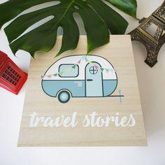 ¿Tienes una caja en la que guardar las mejores fotos de tus viajes por el mundo? ¡Deberías!