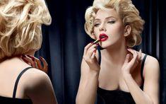 DG red lipstick