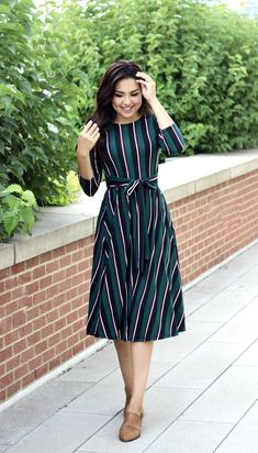 Modest fashion 759349187159055687 - Clothes modest casual apostolic fashion 30 Ideas for 2019 Source by Modest Bridesmaid Dresses, Modest Dresses, Modest Outfits, Fall Dresses, Skirt Outfits, Cute Dresses, Casual Dresses, Modest Clothing, Casual Clothes