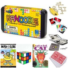 Best Travel Games for Families: kid-tested and approved for planes, trains, cars and stay-cations! Games To Play With Kids, Family Fun Games, All Kids, Family Game Night, Fun Activities For Kids, Going On A Trip, Car Travel, Best Vacations, Best Games