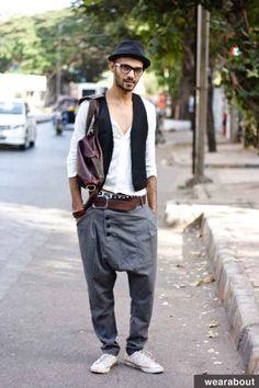 Amit, Mumbai | 30 Incredibly Chic Street-Style Photos From India