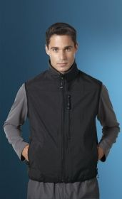 Promotional Products Ideas That Work: Men's techno lite reversible vest. Get yours at www.luscangroup.com