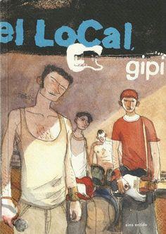 Interesante Gipi...me he quedado con ganas de seguir la lectura.