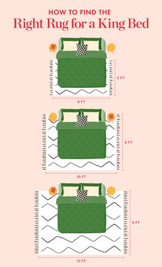 Rug Size Under King Size Bed.Rug Under Bed Placement Architecture King Floor Beds . What Size Rug Do I Need For My Bedroom . Best Ideas For Rugs Under Beds House Tipster.