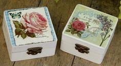 detalles para eventos caja de madera 1  madera de pino,papel de arroz,pinturas acrilicas decoupage
