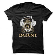 awesome I love BERNI T-shirts - Hoodies T-Shirts - Cheap T-shirts