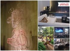Tendências Casa Cor SP - 2013: animais #casacor #tendencia #casadasamigas #decor #animais