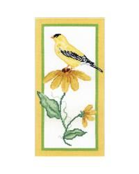 Floral Goldfinch