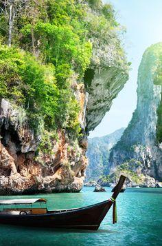 Viaja a la isla de #Jamesbond en #Tailandia desde 1.909€