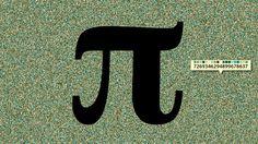 4 milhões de dígitos do Pi em uma imagem