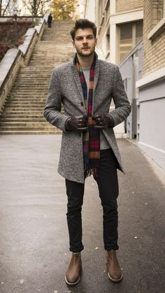 Men's Fashion Necessities For Winter #winterfashion #mensfashion