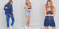 90s Nostalgia With Tommy Jeans