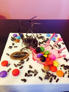 Torta smartis by Simone Musazzo #onlycusustyle