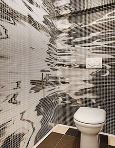 """Mosaico Digitale, from $12 per square foot """"This is a way to create large-format imagery for interior spaces that mimic hotel interiors."""" The Italian company can render virtually any digital image onto resin tiles of various sizes."""