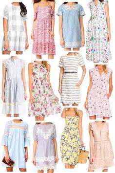 Wish List Wednesday, Spring Dresses