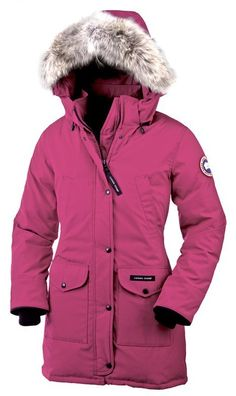 Canada Goose vest replica 2016 - Canada Goose Expedition Parka Red Womens $347 | womens fashion ...