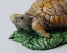 Browse unique items from treasuresANDthreads on Etsy, a global marketplace of handmade, vintage and creative goods. Turtle, Etsy Seller, Unique, Creative, Handmade, Animals, Vintage, Turtles, Hand Made